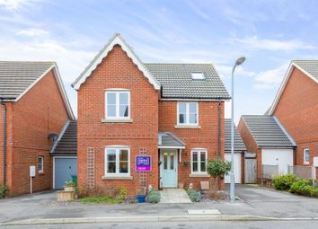 Thumbnail 5 bed detached house for sale in Maple Fields, Seaford