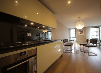 Thumbnail 2 bed flat to rent in Blackthorn Avenue, Islington