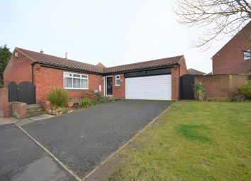 Thumbnail 3 bed bungalow for sale in Newquay Close, Hartlepool
