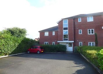 Thumbnail 2 bed flat for sale in Bishops Green, St. Swithins Close, Derby, Derbyshire
