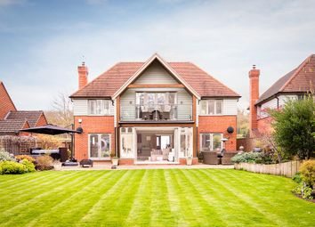 Thumbnail 5 bed property for sale in Bybrook, Castle Street, Steventon