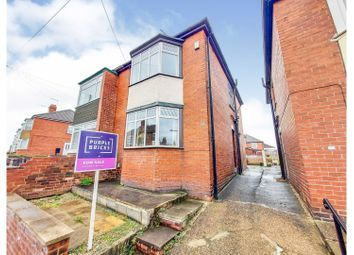 2 bed semi-detached house for sale in Main Street, Rawmarsh, Rotherham S62