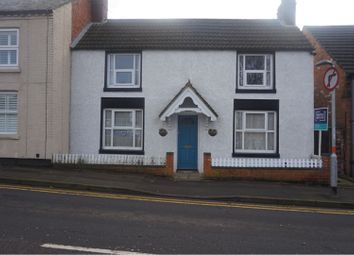 Thumbnail 3 bed terraced house to rent in Newton Road, Rushden