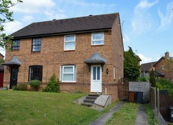 Thumbnail 3 bed semi-detached house to rent in Rushy End, East Hunsbury, Northampton