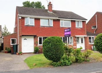 Thumbnail 3 bedroom semi-detached house for sale in Sunningdale Way, Alwoodley