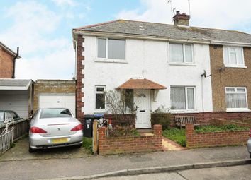 Thumbnail 3 bed property for sale in Stanley Road, Ramsgate
