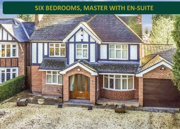 Thumbnail 6 bedroom detached house for sale in Spencefield Lane, Evington, Leicester