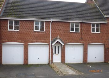 Thumbnail 2 bed flat to rent in Hanbury Close, Daventry