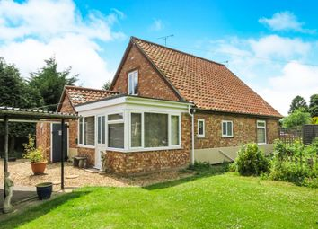 Thumbnail 3 bed bungalow for sale in Middlemarch Road, Toftwood, Dereham