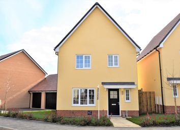 Thumbnail 3 bed detached house for sale in Landermere Road, Thorpe-Le-Soken, Clacton-On-Sea