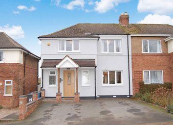 Thumbnail 3 bed semi-detached house for sale in Market Lane, Lower Penn, Wolverhampton