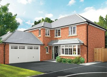 Thumbnail 4 bed detached house for sale in The Stephenson School Lane, Guide, Blackburn
