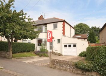Thumbnail 3 bed semi-detached house for sale in Vernon Road, Sheffield, South Yorkshire