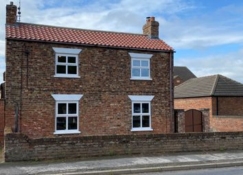 Thumbnail 3 bed cottage for sale in Station Road, Epworth, Doncaster