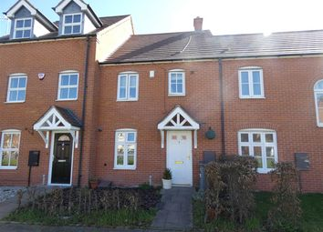 Thumbnail 3 bed terraced house to rent in Wharf Lane, Solihull, Solihull