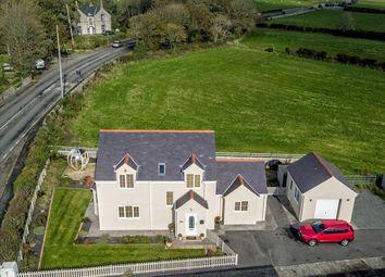 4 bed detached house for sale in Llanfachraeth, Holyhead LL65