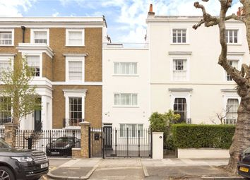 Thumbnail 4 bedroom terraced house to rent in Hamilton Terrace, St John's Wood, London