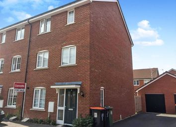 Thumbnail 4 bed semi-detached house for sale in Renner Croft, Dunstable