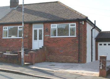 Thumbnail 3 bed semi-detached bungalow for sale in Sunnyhurst Lane, Darwen