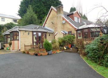 Thumbnail 4 bed semi-detached house for sale in Mountain View, Pwllypant, Caerphilly