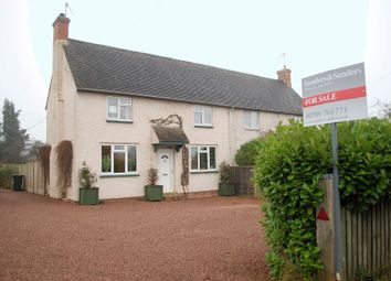 Thumbnail 3 bed semi-detached house for sale in Worcester Road, Inkberrow, Worcester