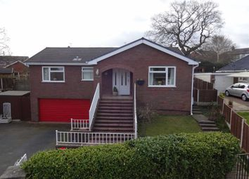 Thumbnail 4 bed detached bungalow for sale in Stanley Estate, Buckley
