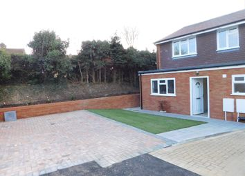 Thumbnail 3 bed semi-detached house for sale in Salt Hill Close, Ickenham