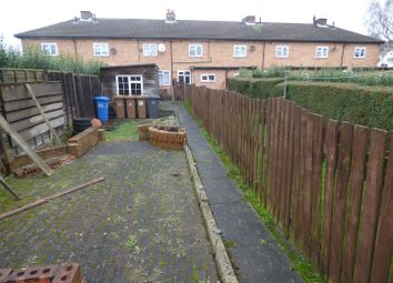 Thumbnail 2 bedroom town house for sale in Somerset Street, Derby