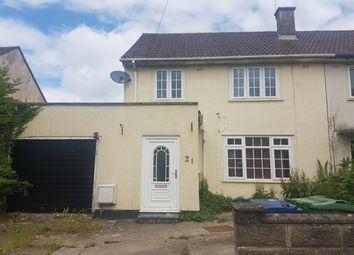 Thumbnail 3 bedroom property to rent in Masons Road, Headington, Oxford