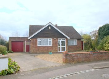 Thumbnail 3 bed detached bungalow to rent in Greenacres, Bedford