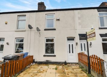 Thumbnail 2 bed terraced house for sale in 382 Worsley Road, Manchester
