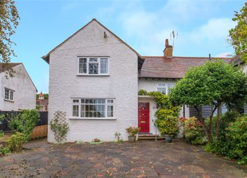 Thumbnail 3 bed semi-detached house for sale in Woodland Road, Loughton, Essex