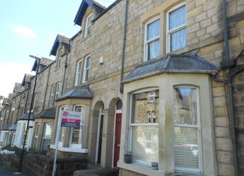 Thumbnail 4 bed terraced house to rent in Valley Road, Harrogate