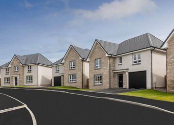 """Thumbnail 5 bedroom detached house for sale in """"Ballathie"""" at Oldmeldrum Road, Inverurie"""