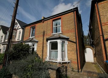 Thumbnail 4 bed semi-detached house to rent in Shortlands Road, Kingston Upon Thames