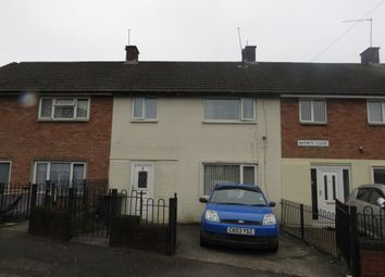 Thumbnail 3 bed terraced house for sale in Bronte Close, Llanrumney, Cardiff