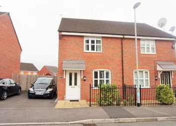 Thumbnail 2 bedroom semi-detached house to rent in Falshaw Way, Manchester, Greater Manchester