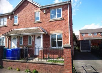 Thumbnail 3 bedroom semi-detached house to rent in 35 Monsall Street, Manchester, Greater Manchester