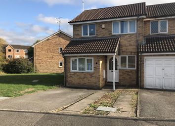Thumbnail 3 bed semi-detached house to rent in Simmonds Close, Binfield