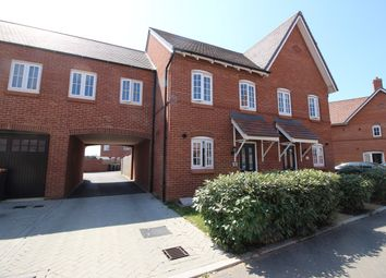 Thumbnail 2 bed terraced house for sale in Hilda Close, Great Denham, Bedford