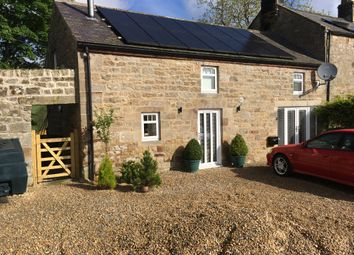 Thumbnail 2 bedroom cottage to rent in The Annexe, River Cottage, Hindhaugh, West Woodburn, Hexham, Northumberland