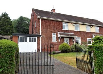 Thumbnail 3 bed semi-detached house for sale in Fairfax Road, Ribbleton, Preston