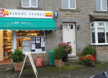Thumbnail 4 bed property for sale in Off License & Convenience HG4, Kirkby Malzeard, North Yorkshire