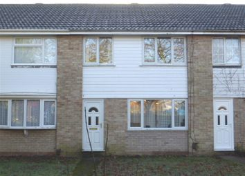 Thumbnail 3 bed terraced house for sale in Hawkhurst Close, Southampton