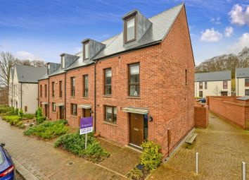 Thumbnail 3 bed town house for sale in Ketley Park Road, Ketley