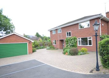Thumbnail 4 bedroom detached house for sale in Popeswood Road, Binfield, Bracknell