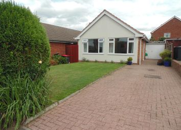 Thumbnail 2 bed detached bungalow for sale in Mill Crescent, Kingsbury, Tamworth