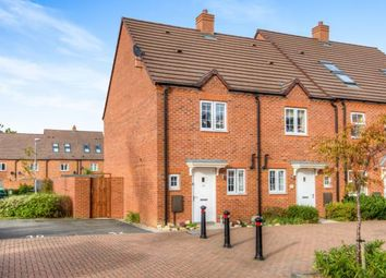2 bed end terrace house for sale in Freesia Close, Evesham, Worcestershire WR11