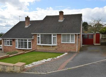 Thumbnail 4 bed semi-detached house for sale in Enderby Rise, Horninglow, Burton-On-Trent
