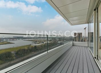 Thumbnail 1 bed flat to rent in Corsair House, Royal Wharf